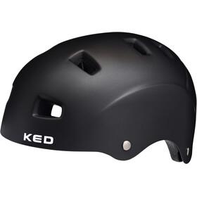 KED 5Forty Helmet Kids black matt